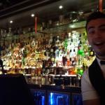 Enthusiastic and fun barman!