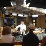 The Cooking Show at the Rustic Kitchen