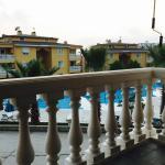 The villa that we stayed in Kuşadasi