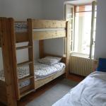 Deuxième chambre de la suite Occitane