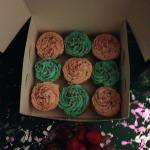 yummy home made cupcakes