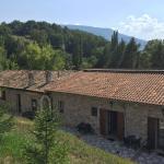 Incantevole angolo vicino Assisi