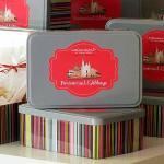 Boite à biscuits Fontevraud l'Abbaye