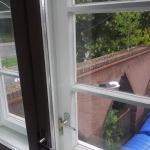 Gesprungene Fenster