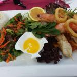 Karışık balık tabağı ����������