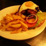 Mixed Grill Buger