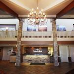 AmericInn of Okoboji Entrance