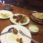 The food was excellent. Real Pakistan taste we had ever. Good on ya guys ...