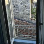 Fenêtre vue sur mur