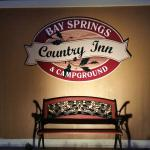 Welcome to Bay Springs Country Inn