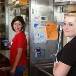 Staff at George's Gyros And Burgers