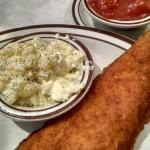 Fish, Mac and Cheese... Fridays only, baked or fried..You had better be hungry!!!