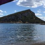 Spiaggia di Cala Moresca Photo