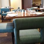 Crave Restaurant - dining room