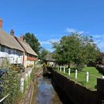 East Meon High St stream