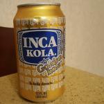 Peruvian soda.