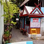 Apple  Guest House, Trok Kai Chae, Phra Sumen, Bangkok