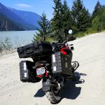 The Lillooet Lake Lodge Access Road is Beautiful