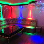 Newly refurbished dining room and karaoke rooms