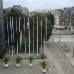 Foto de Novotel Nantes Centre Gare