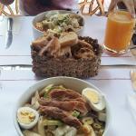 Le 116 - créperie et bar à salade