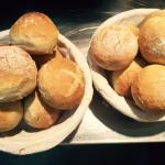 Homemade fresh bread