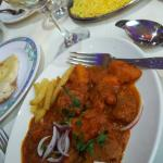 What a great birthday treat. Excellent service, good varied curry dishes including vegetarian, a