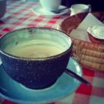 Peninsula's best Cafe au Lait