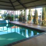 Ballarat Colonial Motor Inn:  Swiming Pool is Nice & Clean [July 2015]