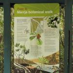 Marrja Botanical walk