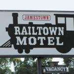 Jamestown Railtown Motel Foto