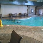 Indoor pool at Treasure Island Resort and Casino Hotel. I noticed there were no pool photos on h