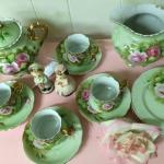 Very Collectible Tea Cups