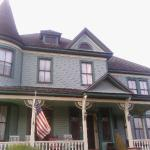 Front view of Pensacola Victorian Bed and Breakfast