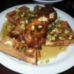 """K.F.C"" Chicken and Waffles"