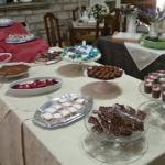 Rist . Lucignolo pasti per comunità piatti cucina tradizionale locale.