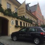 Altstadthotel Zieglerbräu Foto