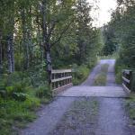 bridge you cross