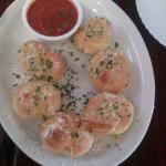 Fabulous garlic knots!
