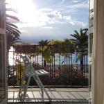 Vista camera hotel italia
