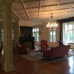 Seven Hill Inn sitting room