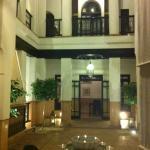 Riad main hall