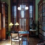 David Davis' Library