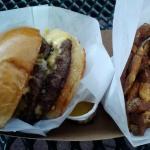 Best Ballpark Burger