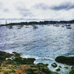 Marblehead views on the water
