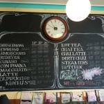 Love the menu!