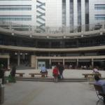 Broadgate Circle. street Kitchen is on the first floor.