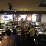 Corner Bakery Cafe - dining room