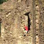 Climbing Skenfrith