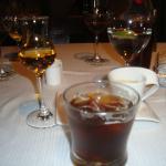 A fantasy of drinks Sen LIn GVRM